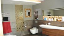 Designer Badezimmer Waschplatz